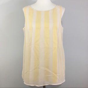 Banana Republic Heritage Collection Silk Blend Top